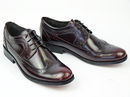 Yorke IKON ORIGINAL Retro Mod Long Wing Brogues R