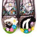 Bashful Skunk IRREGULAR CHOICE BAMBI Flower Shoes