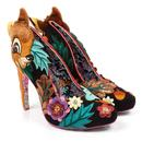 Irregular Choice x Disney's Bambi Prince of the Forest High Heel Shoes Main