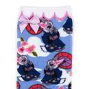 Blossom Bunny IRREGULAR CHOICE Bunny Ankle Socks