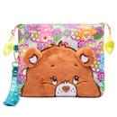 Hug It Out IRREGULAR CHOICE Care Bears Clutch Bag