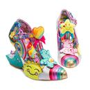 Irregular Choice x Care Bears Kingdom of Caring Retro Heels