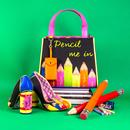 Colour It In IRREGULAR CHOICE Chalkboard Shoes