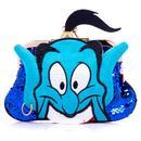 Genie IRREGULAR CHOICE Disney's Aladdin Face Purse