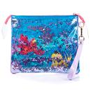 Just Me & The Sea IRREGULAR CHOICE Glitter Pouch