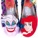 Sea Dreams IRREGULAR CHOICE Ursula & Ariel Heels