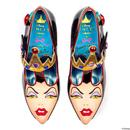The Evil Queen IRREGULAR CHOICE Snow White Heels