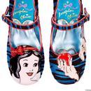 An Apple A Day IRREGULAR CHOICE Snow White Heels