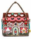Irregular Choice Dog House Bag Shoulder Bag