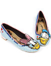 Irregular Choice Mickey Mouse Donald Duck Shoes