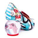 IRREGULAR CHOICE Cat in The Hat Good Things Shoes