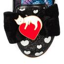 Dream Lover IRREGULAR CHOICE Vintage Heart Heels B