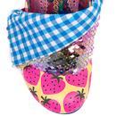 Flick Flack Strawberry IRREGULAR CHOICE Heels (Y)