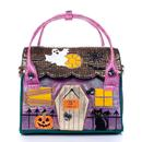 Ghost House IRREGULAR CHOICE Halloween handbag