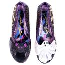 Ghouls Best Friend IRREGULAR CHOICE Halloween Heel