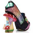 Hazel Corntree IRREGULAR CHOICE Rainbow Fairy Heel