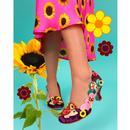 Hedgerow Happiness IRREGULAR CHOICE Heels (P)