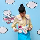 IC HELLO KITTY Its Time To Have Fun Cross Body Bag