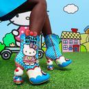 Playing Dress Up IRREGULAR CHOICE HELLO KITTY Boot