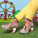 IC x HELLO KITTY Star Of The Show Heels (Blue)