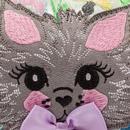 Here Kitty Kitty IRREGULAR CHOICE Retro Coin Purse
