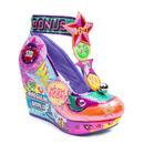 Irregular Choice High Score Retro 80s Gaming Wedges