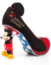 Irregular Choice Mickey Mouse Heels Shoes Disney
