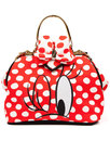 Irregular Choice Mickey Mouse I Heart Minnie Bag