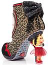 Irregular Choice Muppets Fierce Piggy Boots