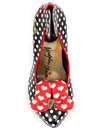 Oh My! IRREGULAR CHOICE Mickey & Minnie Heel Shoes