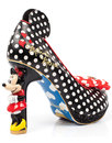 Irregular Choice Mickey & Minnie Mouse Oh My Shoes