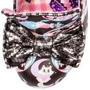 Oz IRREGULAR CHOICE Retro Cosmic Kitty Print Shoes