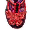 Papillon IRREGULAR CHOICE Vintage Butterfly Heels