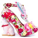 Smitten Kitten IRREGULAR CHOICE Character Shoes