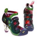 Snakey Gaze IRREGULAR CHOICE Snake Halloween Shoes