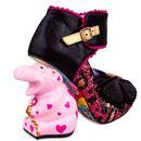 So Hippo IRREGULAR CHOICE Character Heels (Black)