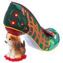 Top Dog IRREGULAR CHOICE Barking Mad Shoes