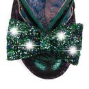Twinkle IRREGULAR CHOICE Flashing Glitter Heels Gr