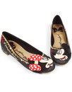 Irregular Choice Mickey & Minnie Why Hello Shoes