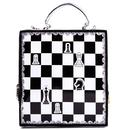 Irregular Choice Your Move Gaming Chessboard Bag