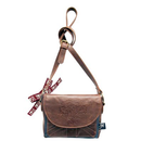 JAN CONSTANTINE MINI UJ BAG RETRO SHOULDER BAG