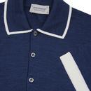 Nailsea JOHN SMEDLEY Men's Mod Tipped Polo Shirt I