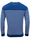 Redfree JOHN SMEDLEY Made in England Breton Jumper