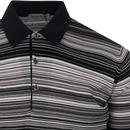 Timber JOHN SMEDLEY Made in England Stripe Polo N