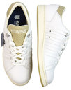 Lozan III TT K-SWISS Tongue Twister Court Trainers