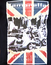 LAMBRETTA Scooter Union Jack Mod Poster Tee NAVY