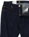 Elly LEE High Waist Slim Denim Jeans ONE WASH