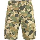 lee jeans mens fatigue military cargo shorts camouflage