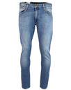 lee luke slim tapered jeans light shade