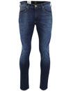 Luke LEE Retro Slim True Authentic Denim Jeans
